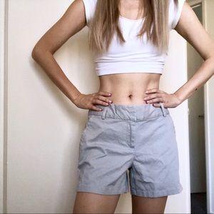🌈LOFT gray shorts BNWT